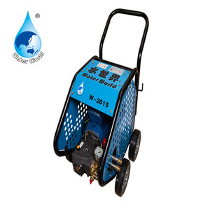 rust paint remove high pressure water blaster with pump