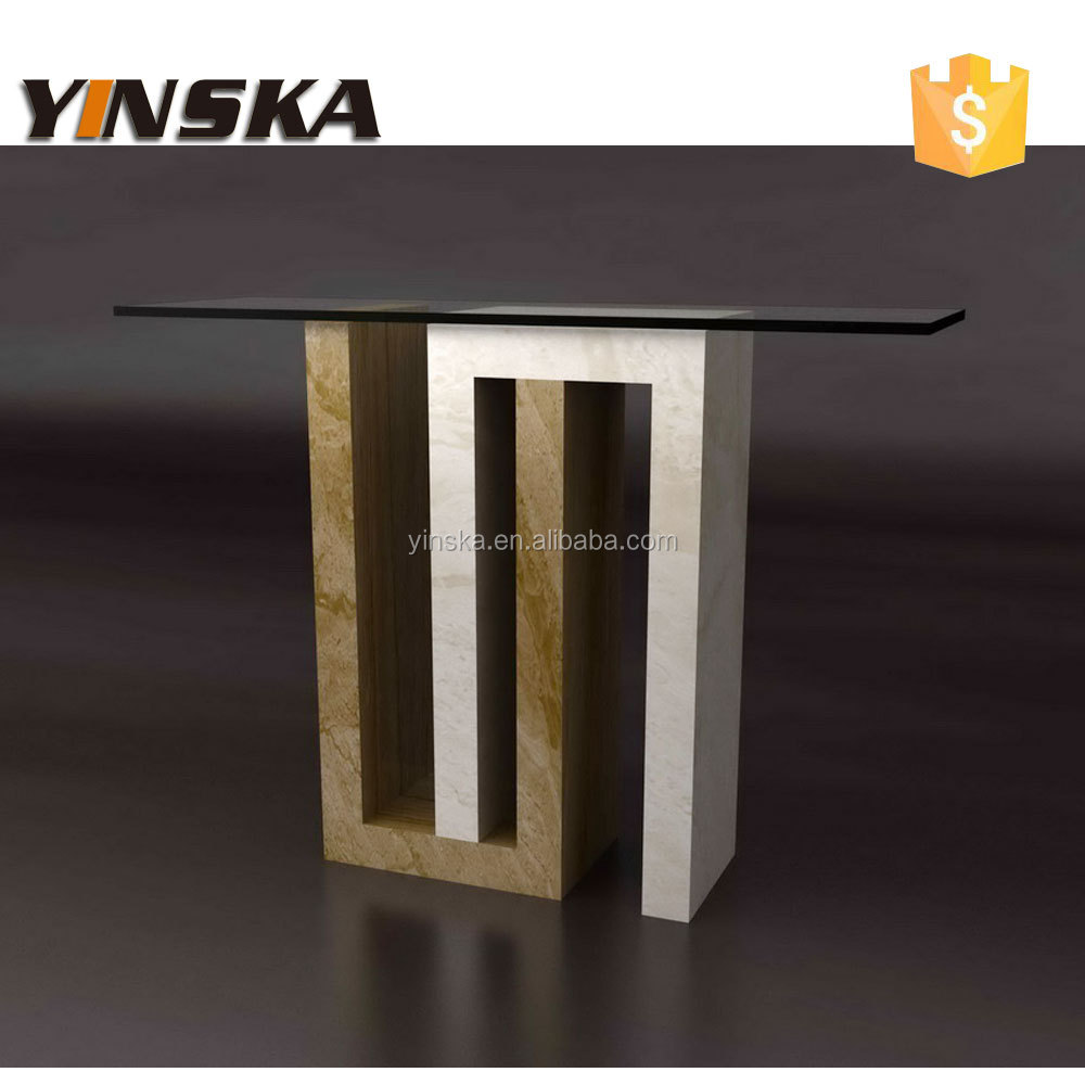 Long miroir console table tables console id de produit:60482097938 ...