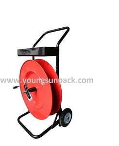 Polyester Strapping Dispenser Mobile Unit With Wheels H405