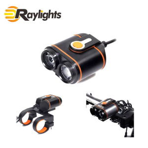 2017 New products factory low price 2000 lumen XM-T6 led bike light for bicycles