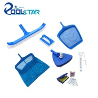 swimming pool cleaning maintenance kits accessories