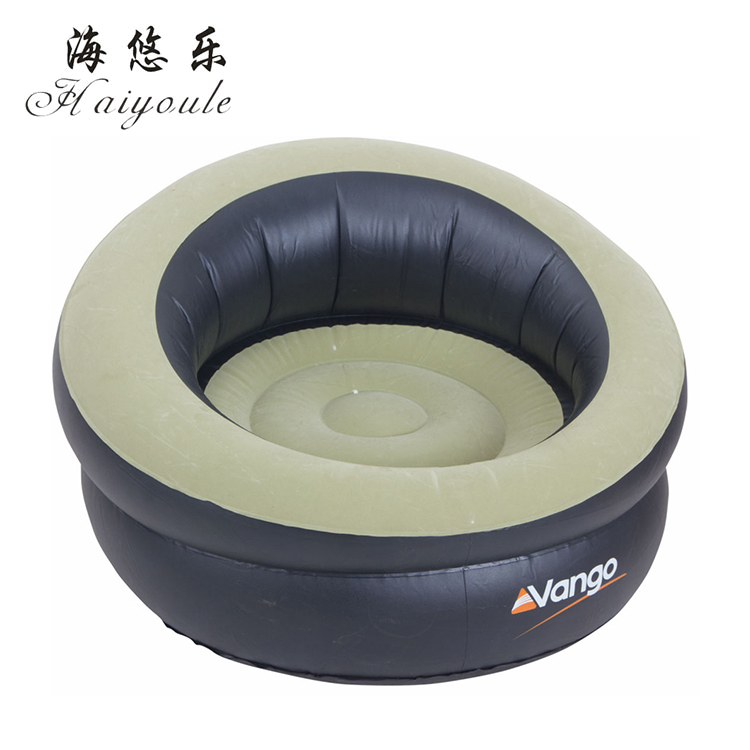 Bean Bags & Inflatables New Double Inflatable Blow Up Seat Chair Sofa Gaming Pod Lounger Outdoor Home
