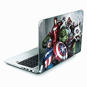 Marvel Avengers Envy TouchSmart 15.6in Skin - Avengers Assemble Vinyl Decal Skin For Your Envy TouchSmart 15.6in