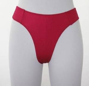 Color underwear / high-cut wine W-CS50-007 (japan import)