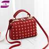 PU1859 High quality cross body bags women 2018 designer baby girl handbags with studds