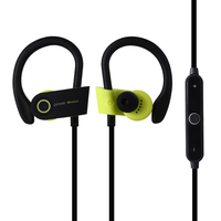 The new sports head phones G5 wireless headset universal stereo mini earbud-Ear Bluetooths Headset