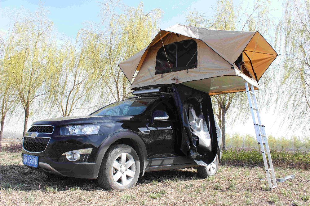 2016 Newly designed car roof top tent awning tent for sale