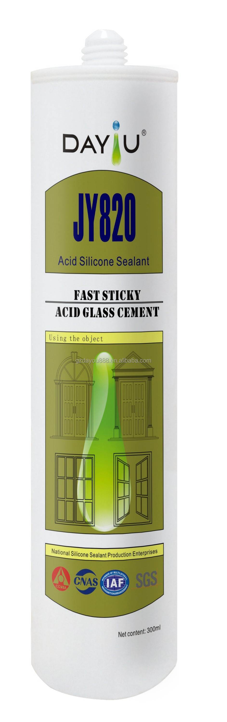 acrylic sealant is electrical insulation silicone sealant