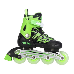 The most popular MZS835L high quality flashing outdoor inline skates