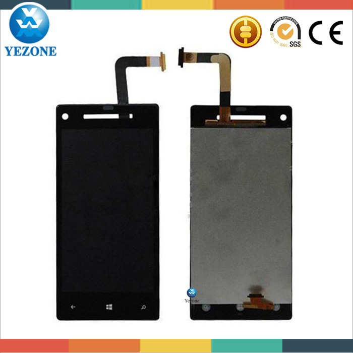 Mobile Phone Original New Lcd Touch Screen Digitizer Assembly For HTC Windows Phone 8X C620e Lcd Touch Screen Digitizer