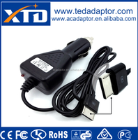 Universal safe led car charger ac dc power adapter 12V for Asus TF600T