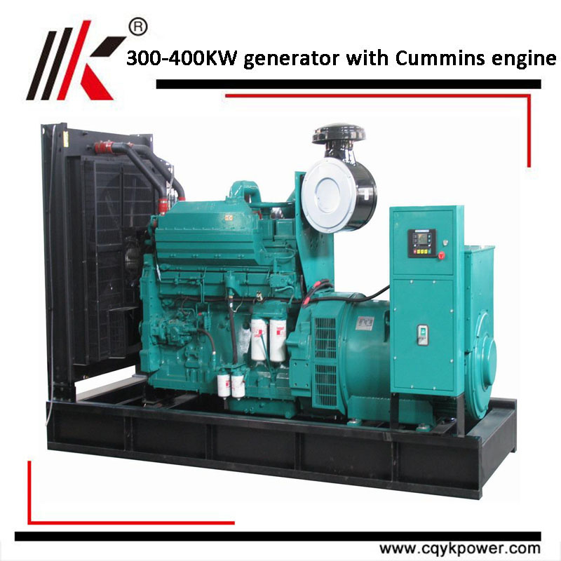 350KVA GENERATOR ALTERNATOR USED DIESEL WELDER GENERATOR FOR SALE WITH POWER PLANT