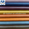 Feature-Oil synthetic leather fabric for shoes and sofa,synthetic leather price