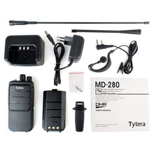 Baru DMR Model digital TYT MD-280 32ch UHF 400-480 MHz  Monitor prioritas scan vox alarm darurat <span class=keywords><strong>2</strong></span> x antena <span class=keywords><strong>walkie</strong></span>  <span class=keywords><strong>Talkie</strong></span>