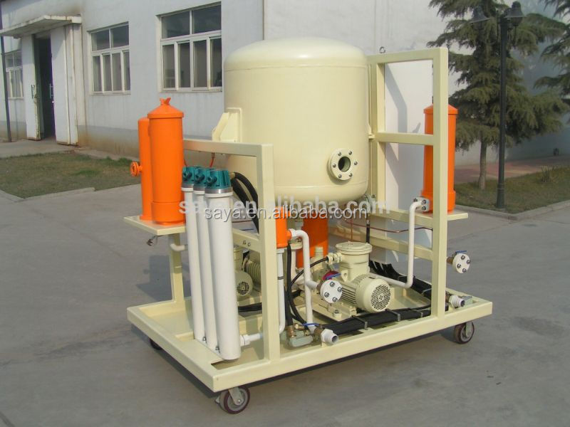 factory price oil distillation vacuum multi function oil purifier
