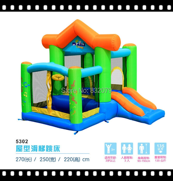 Ultimate Sports Inflatable Bouncer By Bounce Round 111
