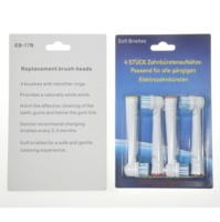 EB17B Precision Clean Replacement electric tooth brush head