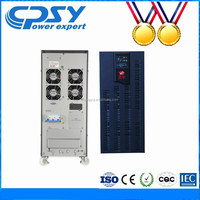 shangyu 15kva 12kw online ups systems,online uninterruptible power supply