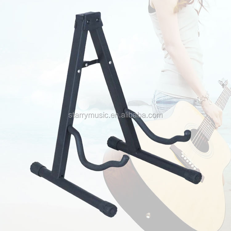 A-Frame Guitar Stand for Acoustic Guitar, Electric Guitar