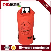 Outdoor sports ocean swimming shoulder straps pack durable waterproof camping dry bags pvc small custom logo dry bag