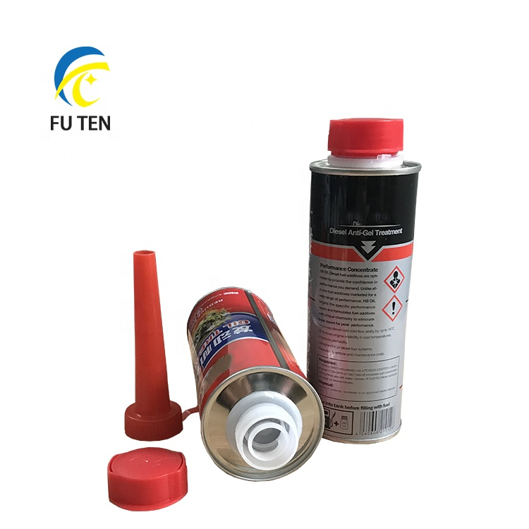 High Quality Tin round Can for Machine Oil