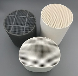 diesel particulate filter for crude oil automobile