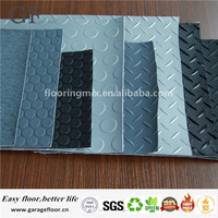 Repeated use firm laminated flooring for Household,exhibition hall,Entertainment