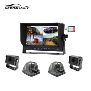 7 car monitor 1080p high definition rearview mirror car monitor with 7 tft lcd