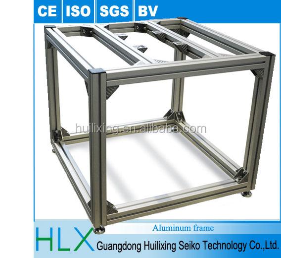 Stable Modular Aluminum Framing Systems - Buy Modular Aluminum ...