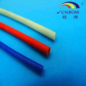 High Voltage 2.5KV acrylic sleeving f class 155c color used in household electrical appliances