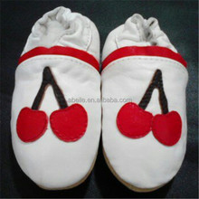 Made In China wholesale new cute kid Cute Small baby leather Axido Sandals Shoes For girl
