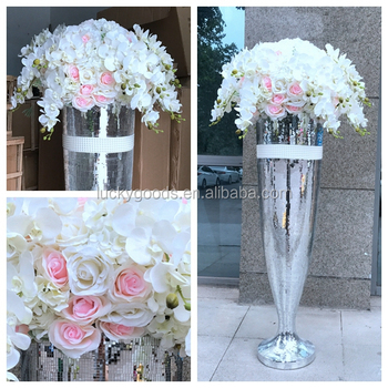 Luckygoods best high quality artificial flower wedding flower luckygoods best high quality artificial flower wedding flower centerpiece for stage decoration mightylinksfo