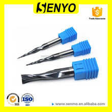 Senyo tungsten solid carbide end mill for wood