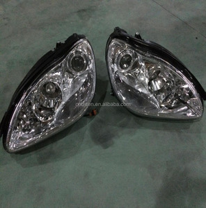 W220 head lamp for Mercedes-Benz S class 2000-2005 S500 S600 S350