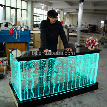 Exhibition And Office Small Front Desk Reception And Promotion Front Desk  Table