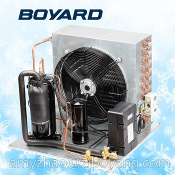r404a air cooled refrigeration compressor condensing unit for cold room storage