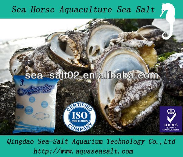 Aquarium Sea Salt For Fish Farming