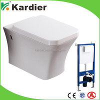 High quality wall hung toilet, toilet bowl price, toilet seat