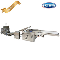 China Factory Soft Biscuit Production Line Auto Soft Biscuits Forming Making Machine