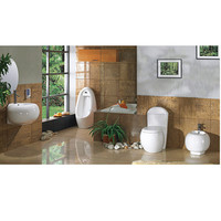 high grade ceramic bathroom design suite,sanitary ware set,good toilet