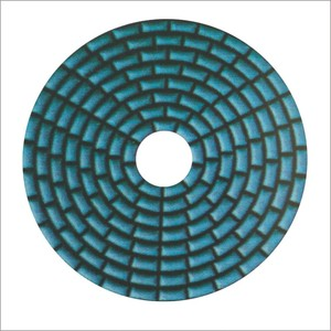 125mm Concrete Marble Floor Polishing Resin Pad