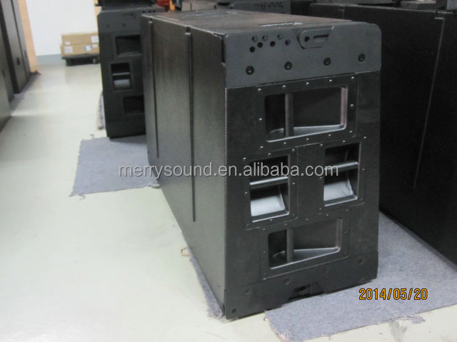 W8l Longbow,Line Array Sound System,Empty Speaker Cabinets For ...