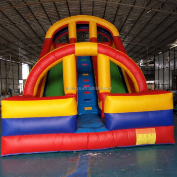 Good quality new inflatable slide/inflatable water slides/swimming pool slide