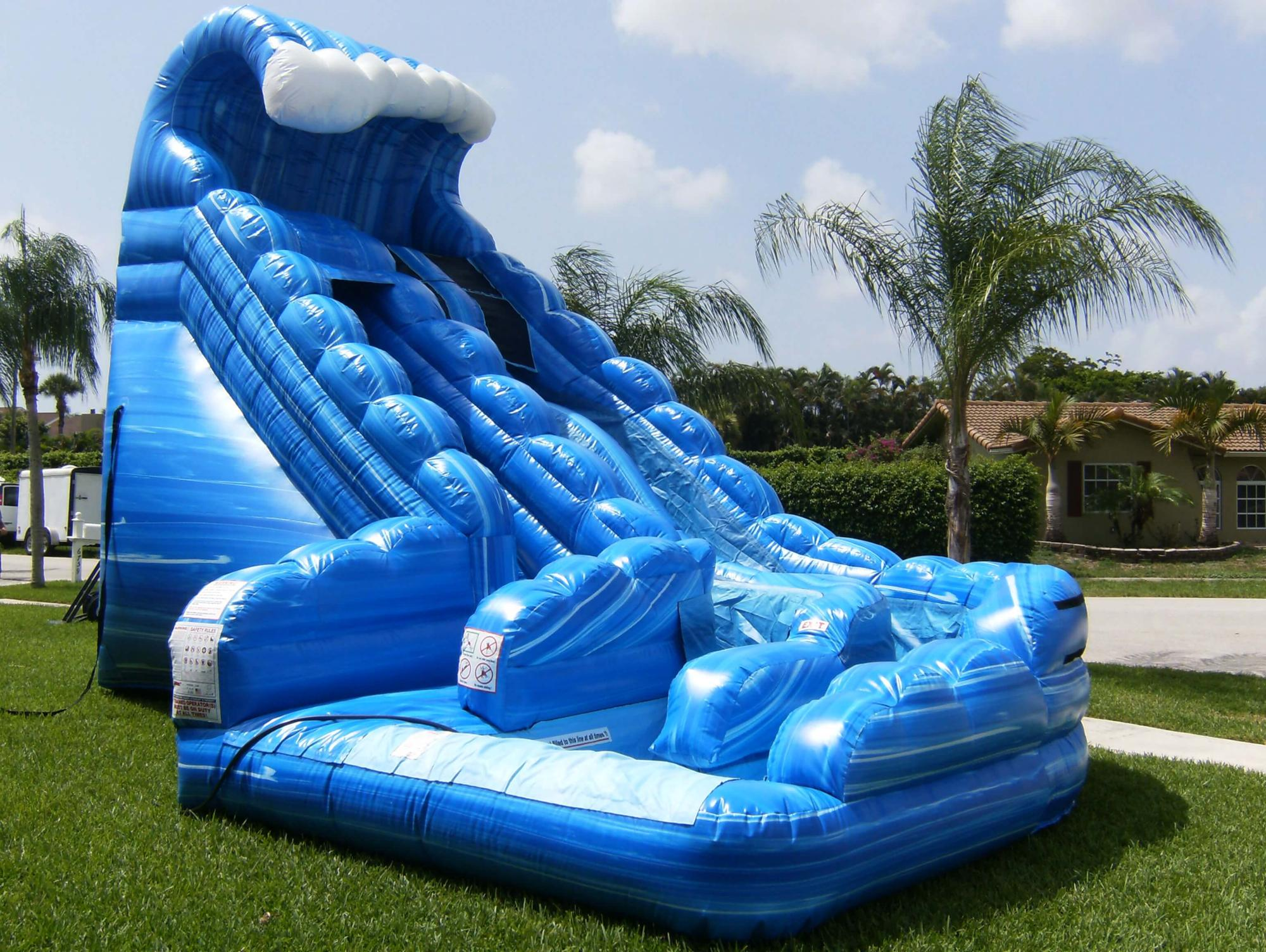 Popular Water Park Used Dolphin Dive Waterslide,Big Kahuna Inflatable Water  Slide,Commercial Giant Inflatable Water Slide - Buy Dolphin Dive