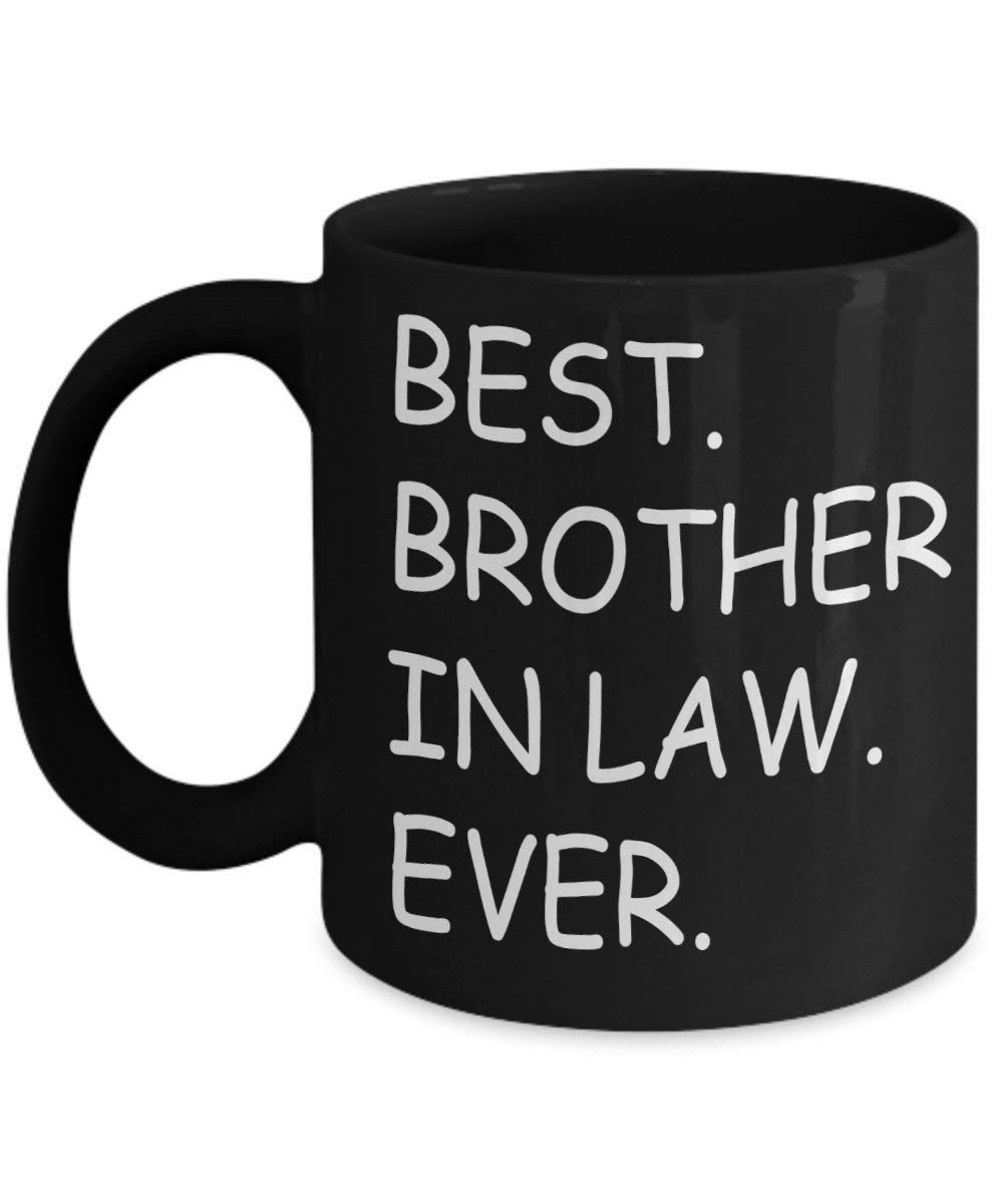 Get Quotations Best Brother In Law Ever Mug Black