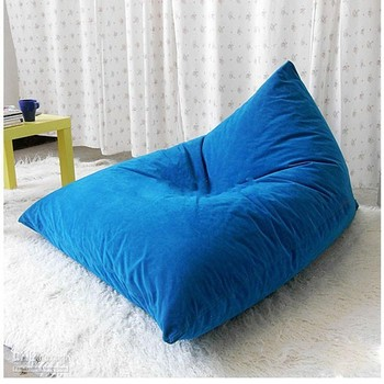Fabulous Waterproof Outdoor Blue Soft Beanbag Chair Sitzsack Triangle Bean Bag For Sale Buy Triangle Beanbag Chair Sitzsack Outdoor Triangle Beanbag Product Unemploymentrelief Wooden Chair Designs For Living Room Unemploymentrelieforg