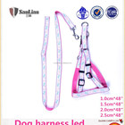 Snap hook chain dog harness led dog lead and harness wholesale