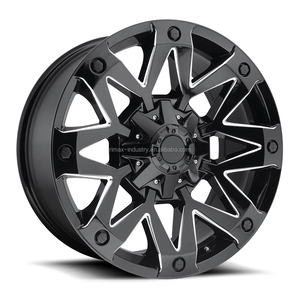 D555 4X4 rims offroad wheels,SUV rims for Mustang, ranger, 17x9 6x139.7