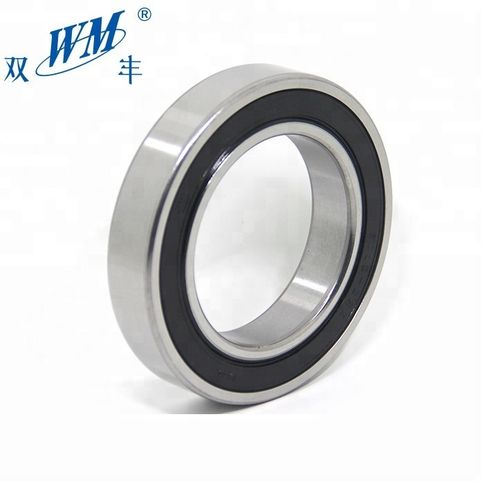 MLZ WM Brand OEM 6202 6203 6204 6205 6206 6201 ZZ 2RS Chrome Steel Deep 홈 볼 봉인 볼 Bearing