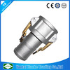 type c hose shake al 1 1/4 inch cam and groove quick coupling